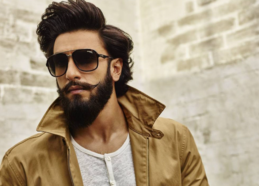 Ranveer Singh, a famous and stylish Indian actor