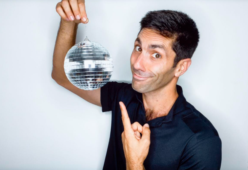 Nev Schulman, a contestan of the 29th season of Dancing with the Stars