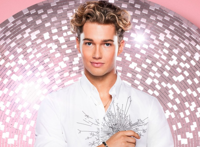 AJ Pritchard, a contestant of I'm a Celebrity...Get Me Out of Here!