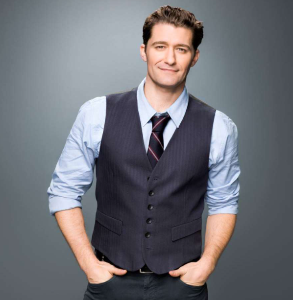 Matthew Morrison, a famous actor, singer and songwriter
