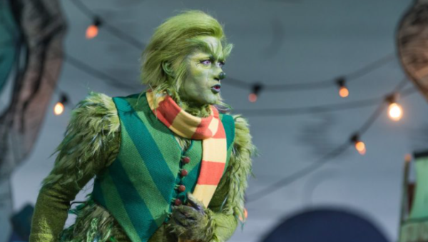 Matthew Morrison on Transforming for 'Dr. Seuss' The Grinch Musical!'