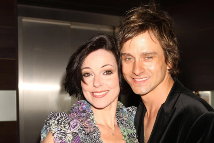 Ruthie Henshall and her ex-husband, Tim Howar