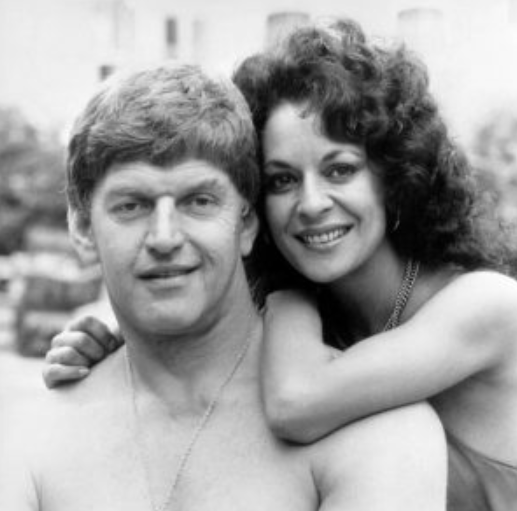 David Prowse's wife, Norma Scammell
