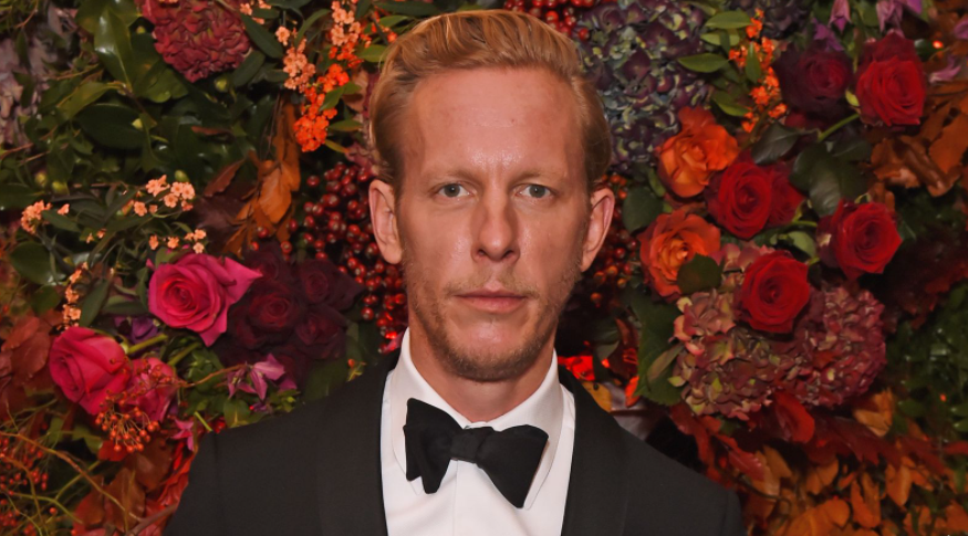 Laurence Fox, a famous actor and politician