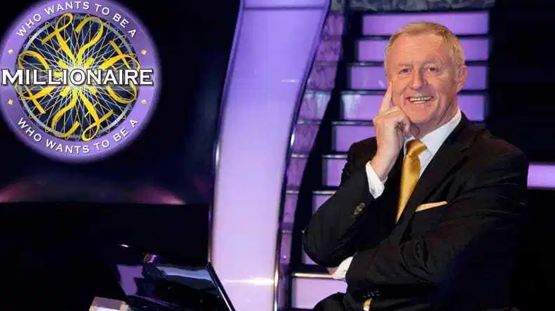 Chris Tarrant, presenter of the game show Who Wants to Be a Millionaire?