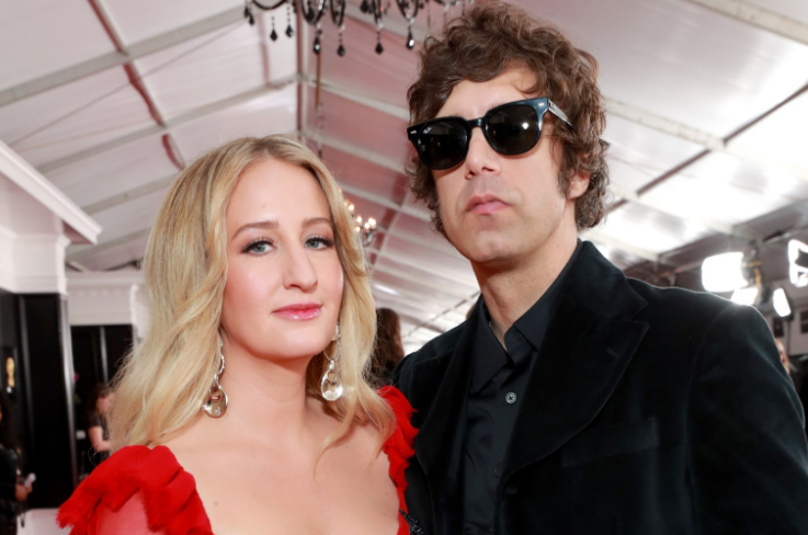 Margo Price and her husband, Jeremy Ivey