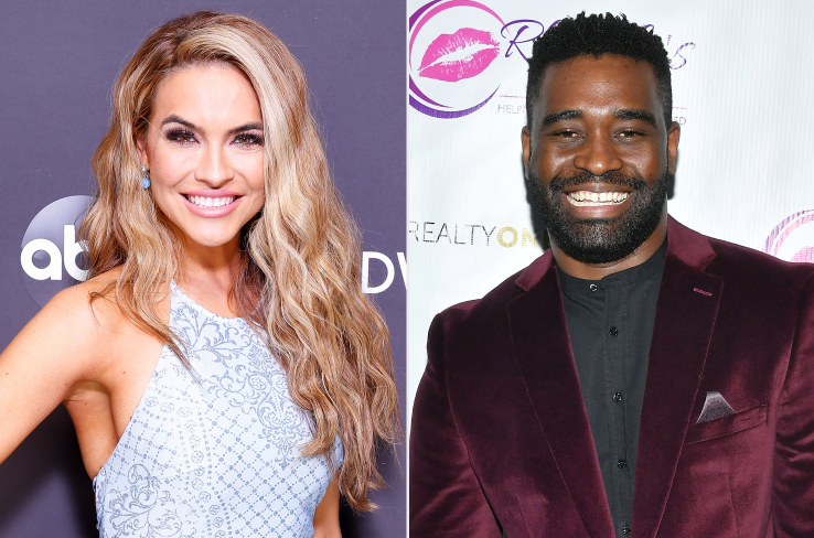 Keo Motsepe is having affairs with Chrishell Stause