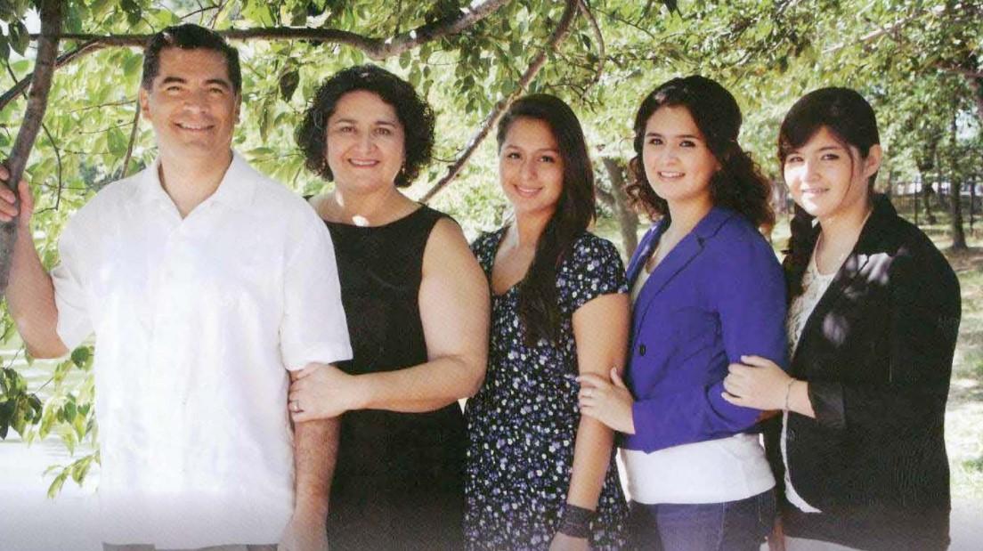 Xavier Becerra family