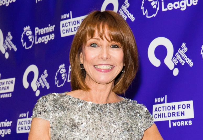 Kay Burley, presentor on Sky News