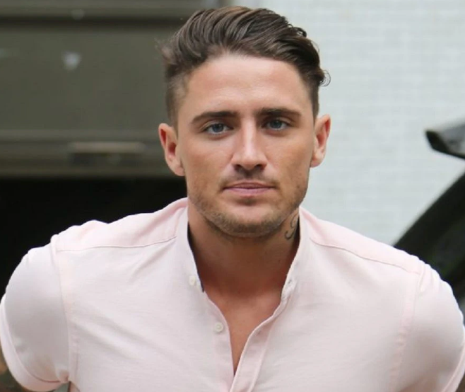 Stephen Bear, a famous TV Personality