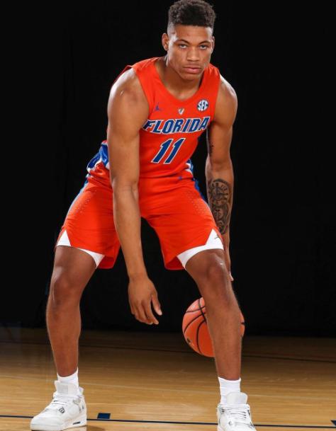 Keyontae Johnson, a famous basketball player