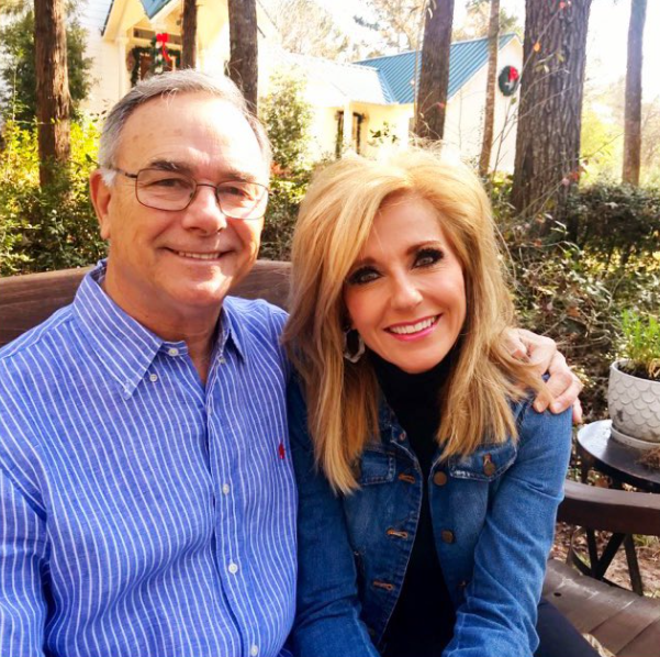 Beth Moore and her husband, Keith Moore