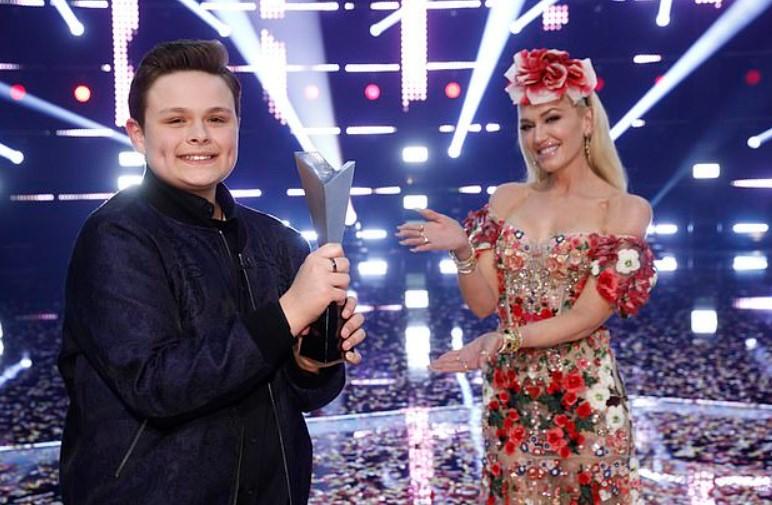 Carter Rubin The Voice winner