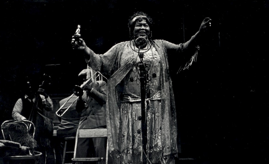 Ma Rainey, a famous singer