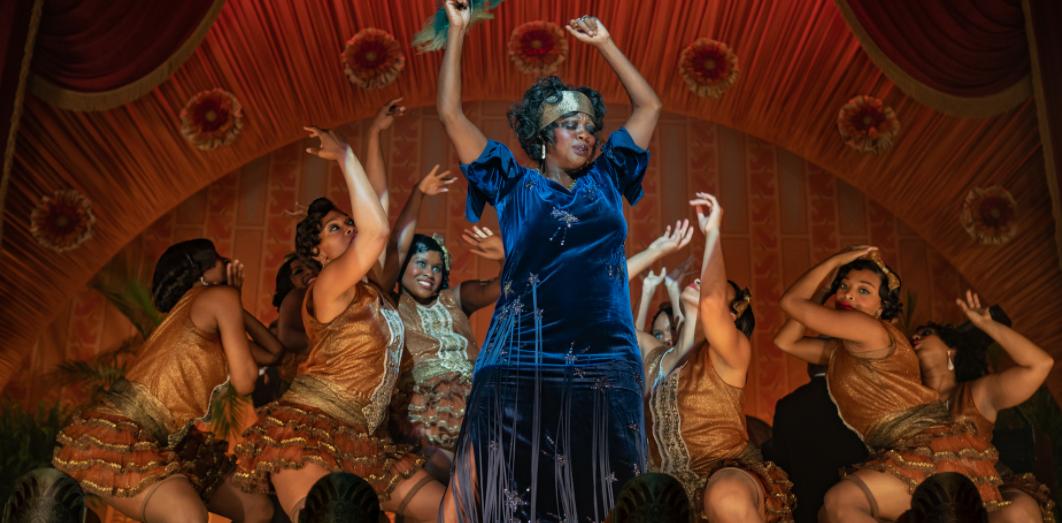 Viola Davis in the title role in 'Ma Rainey's Black Bottom'