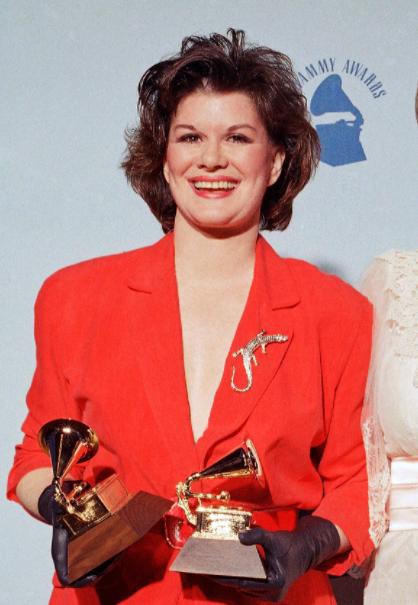 K. T. Oslin with Awards