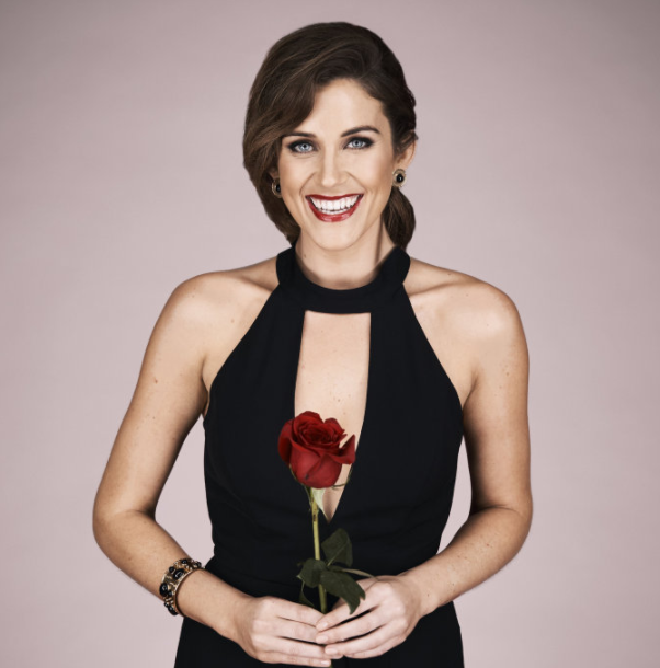 Georgia Love, a reality television personality