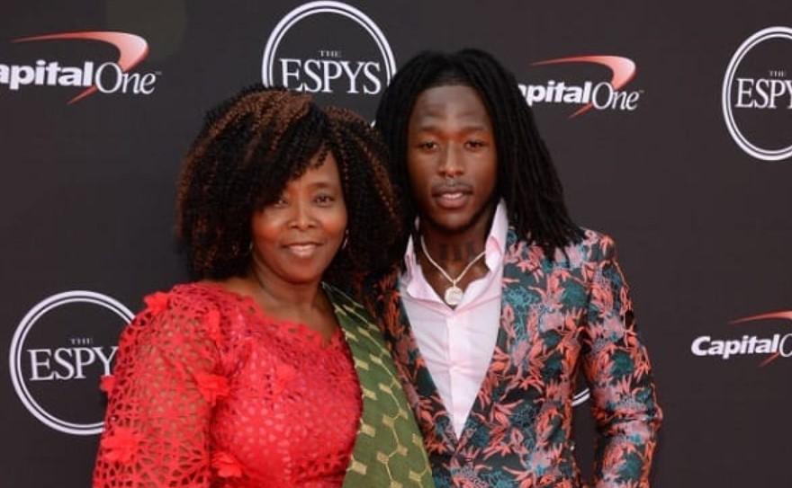 Alvin Kamara parents