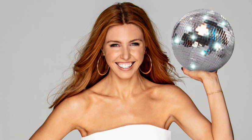Stacey Dooley, winner of the sixteenth series of 'Strictly Come Dancing'