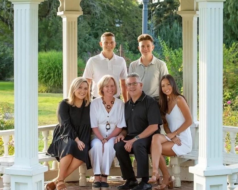 Abigail Heringer family