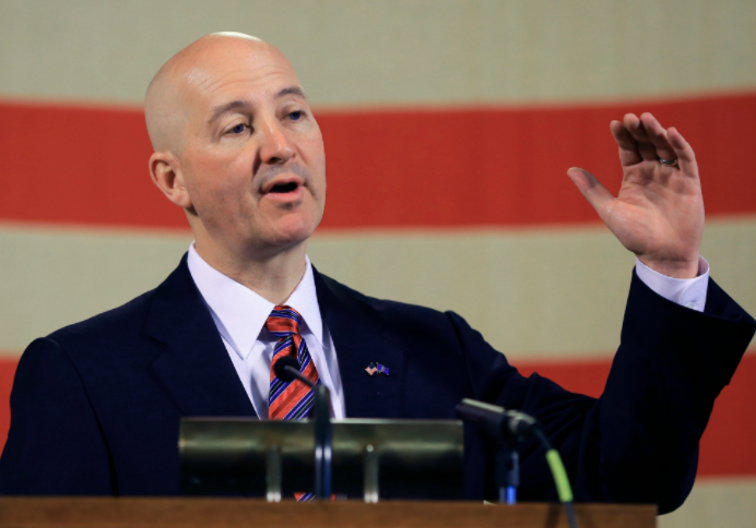 Pete Ricketts, a famous politician
