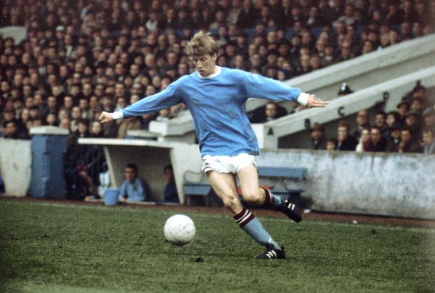 Colin Bell, a professional footballer died at 74