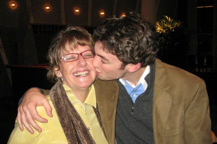 Jon Ossoff mother