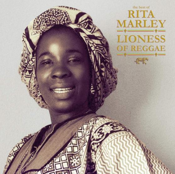 Rita Marley, a famous singer