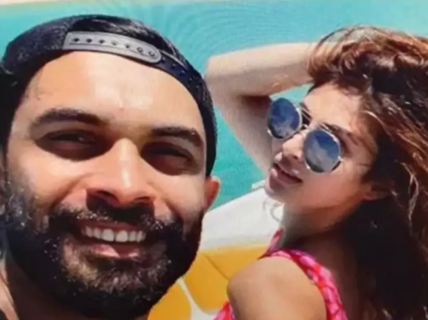 Mouni Roy and her boyfriend, Suraj Nambiar