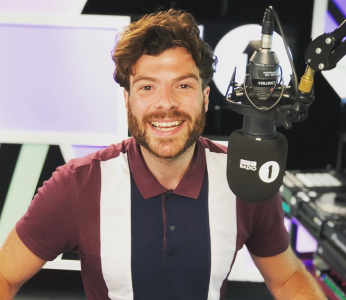 Jordan North hosting shows on BBC Radio 1