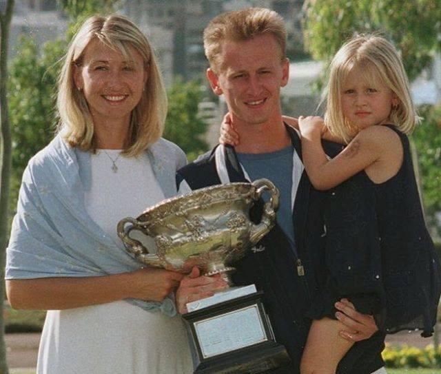 Jessica Korda parents