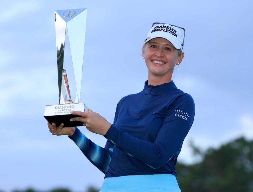 Jessica Korda career earnings