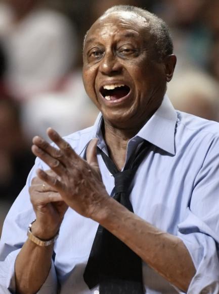 John Chaney, a college basketball coach