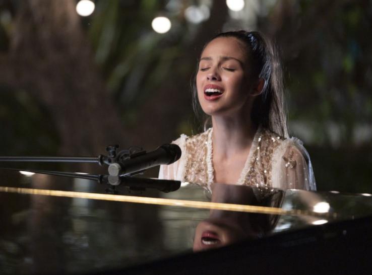 Olivia Rodrigo Singing