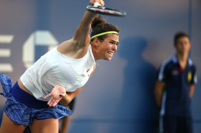 Ajla Tomljanovic has won four singles and three doubles titles on the ITF Circuit