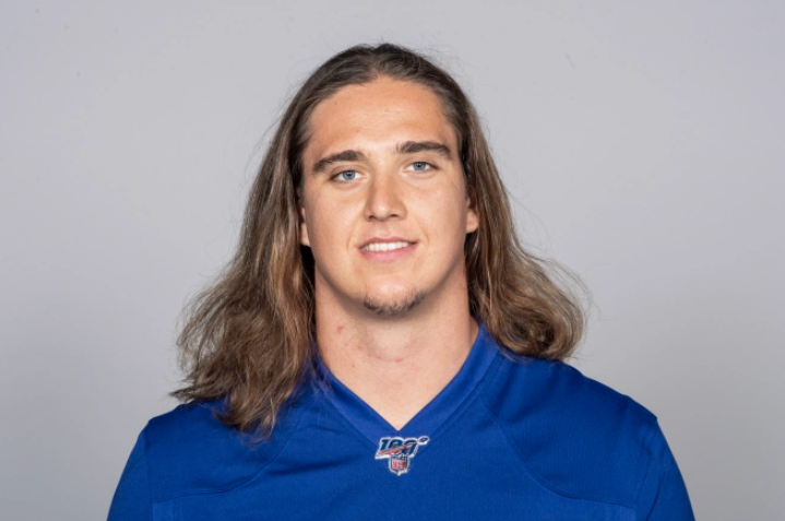 Chad Wheeler, a famous NFL player