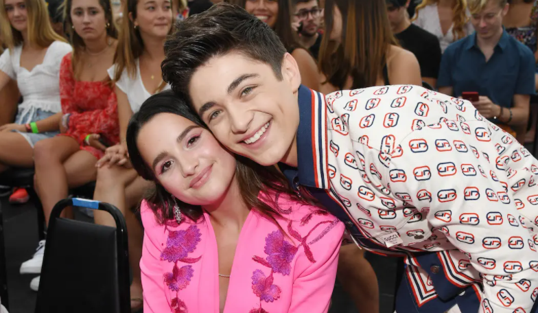 Asher Angel and Jules LeBlanc broke up in May