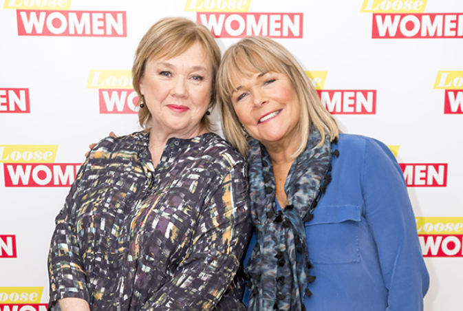 Birds of a Feather's Linda Robson and Pauline Quirke