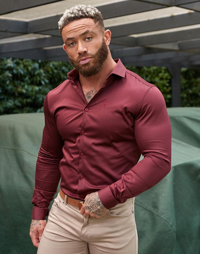 Star of the reality series Ex on the Beach and The Challenge, Ashley Cain