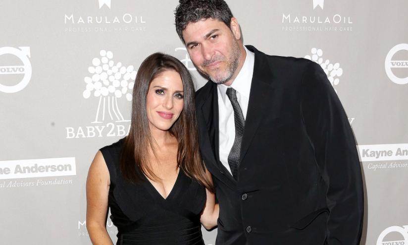 Soleil Moon Frye and her handsome ex-husband, Jason Goldberg