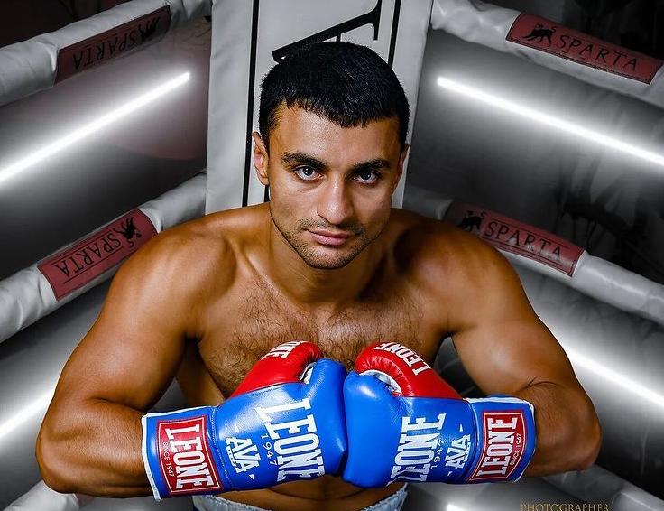 Russian Boxer David Avanesyan