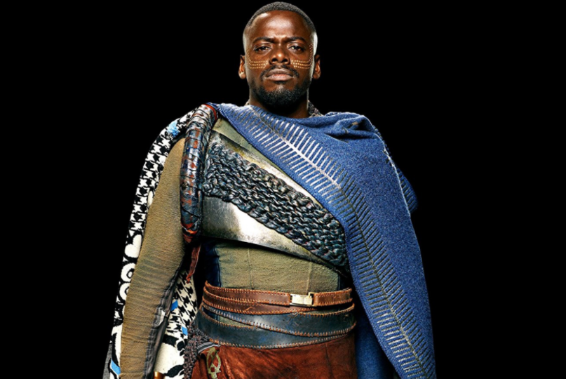 Daniel Kaluuya in 2018 film 'Black Panther'