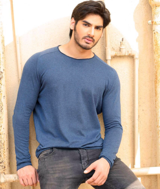 Ahan Shetty, a famous actor