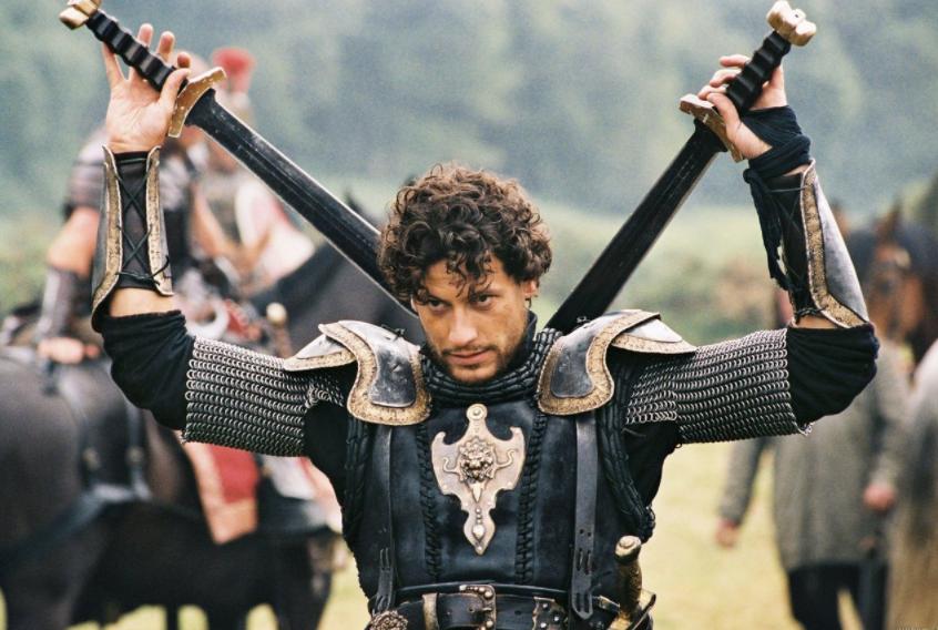 Ioan Gruffudd in King Arthur