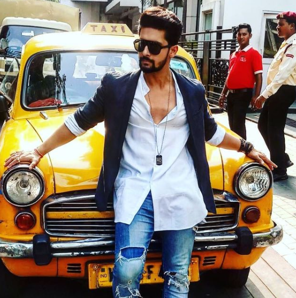 Ravi Dubey, one of the highest-paid television actor