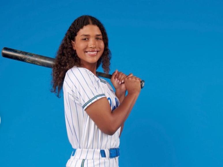 American Softball Player, Maya Brady
