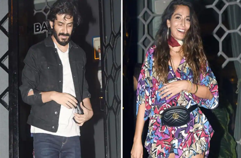 Monica Dogra is in a relationship with Harshvardhan Kapoor