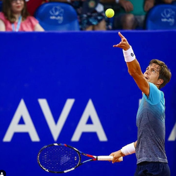 Winner of five future and 14 challenger titles in singles titles
