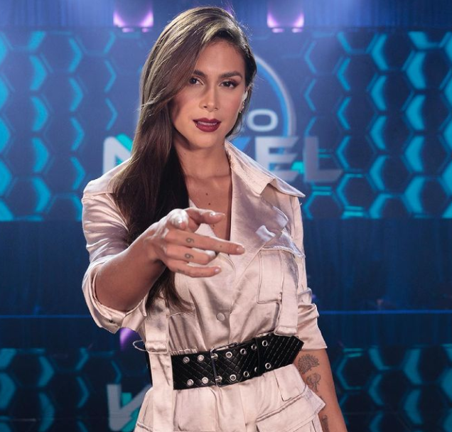 Colombian Actress, Greeicy Rendon