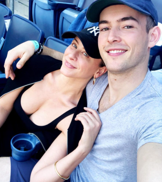 Lo Bosworth and her boyfriend, Jimmy DeCicco